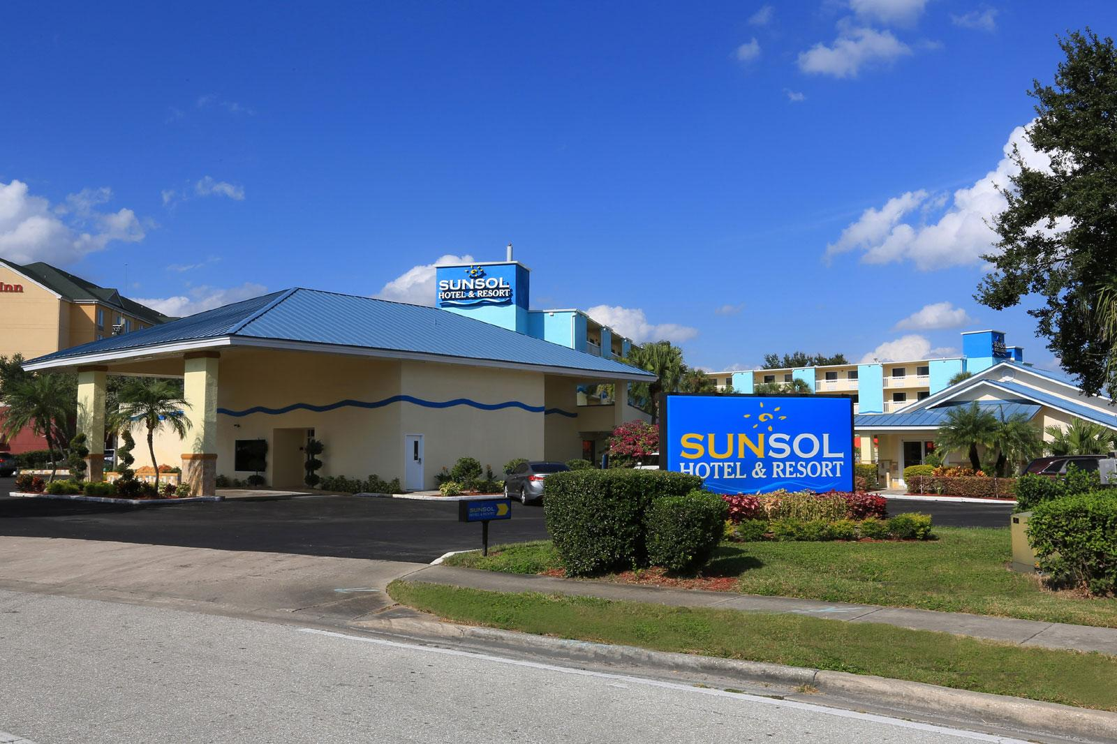 Sunsol International Drive